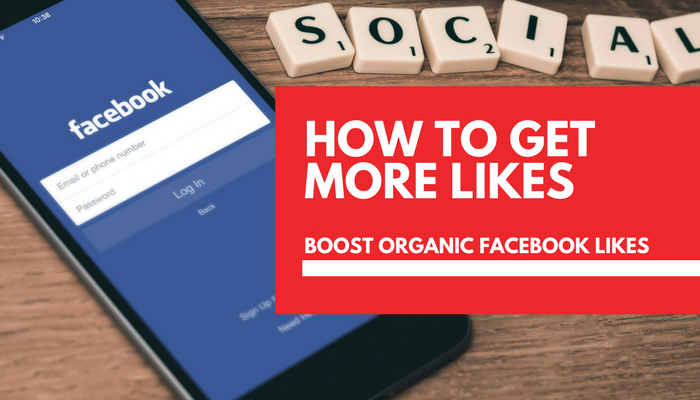 5 ways local businesses can boost organic Facebook likes