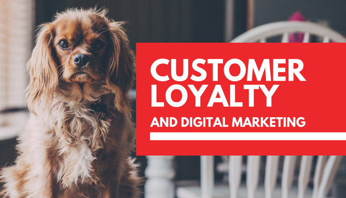 Customer loyalty and digital marketing