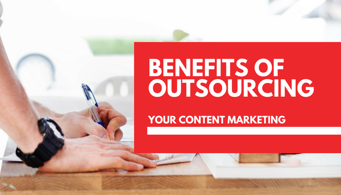 Why you should outsource your content marketing