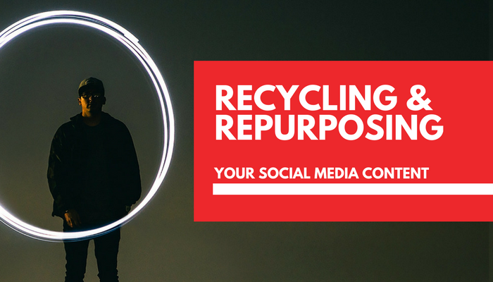 How to repurpose and refresh your social media content