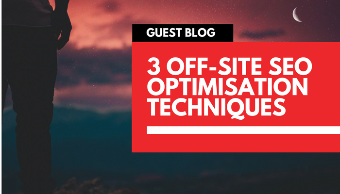 Off-page optimisation techniques to help you rank