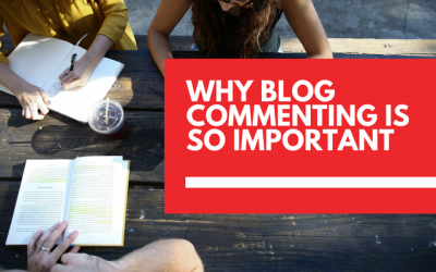 Why blog commenting is so important for small businesses
