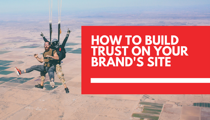 How to build trust and credibility on your website