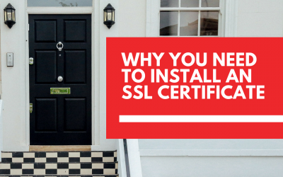 Here's why you need an SSL certificate NOW