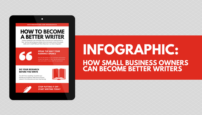 How small business owners can become better writers