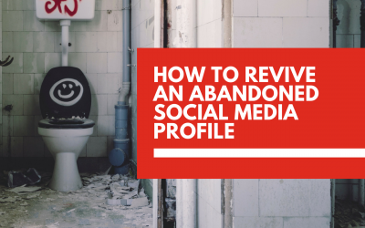 How to revive an abandoned social media channel 💀