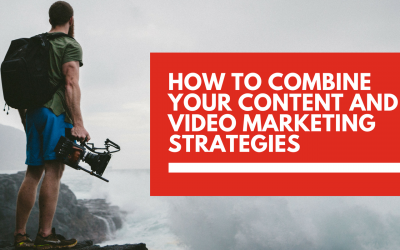 How to combine your content and video 📹 marketing strategies