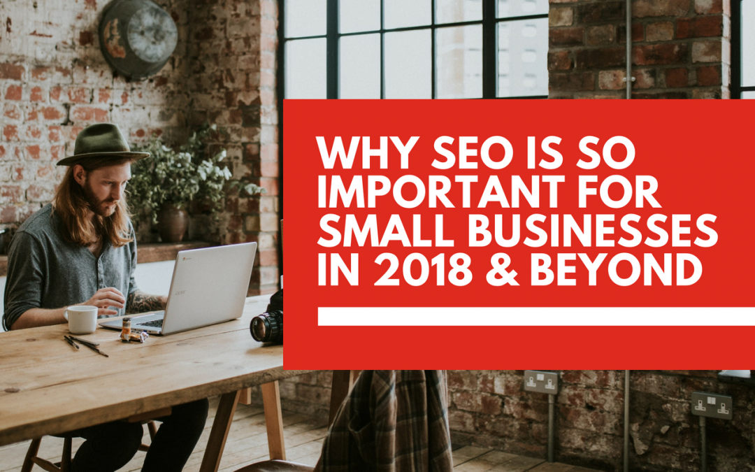 Why SEO is a worthwhile ⌚ investment for small businesses