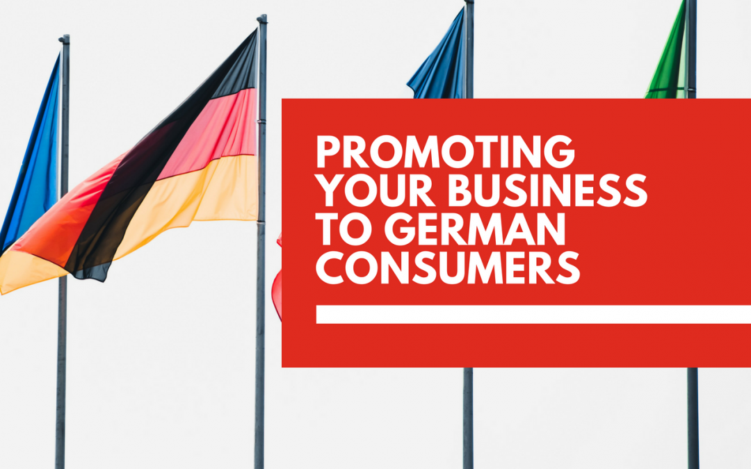 How to promote your products and services to German 🇩🇪 customers