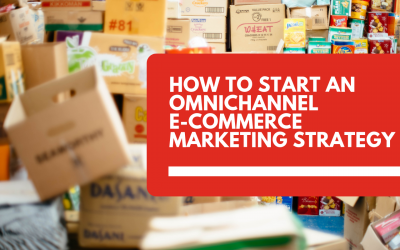 4 ways to start an omnichannel marketing strategy for ecommerce