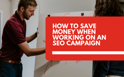 How to save money when working on an SEO campaign