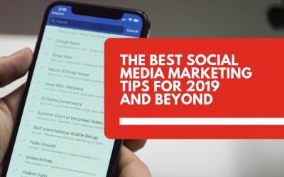 2019 Social Media Marketing Tips