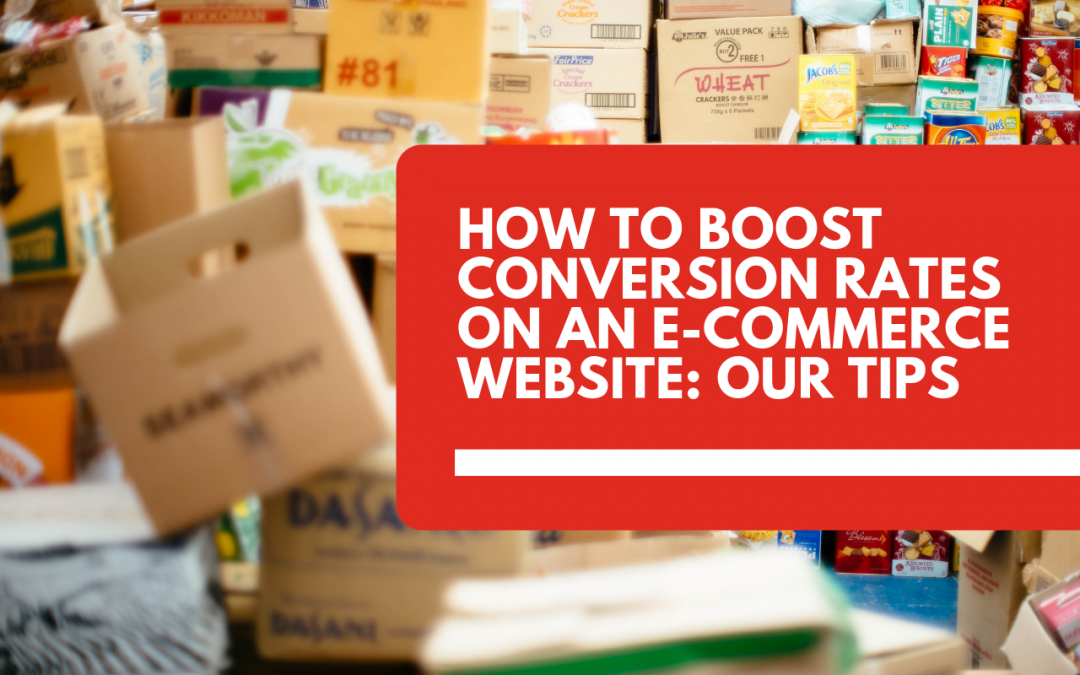 Here's How to Boost the Conversion Rate of Your E-commerce Website