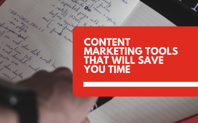 Content marketing tools that will save you time