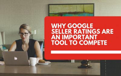 Why Google seller ratings are an important tool against your competition