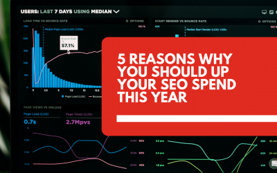 5 reasons why you should up your SEO spend this year
