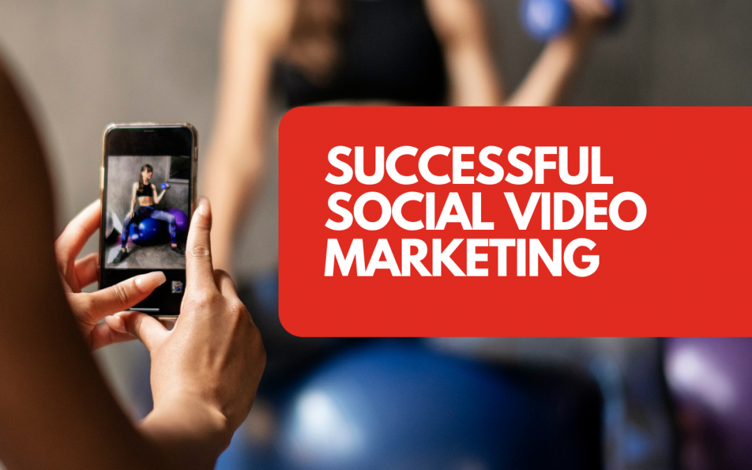 4 tips for a successful social media video marketing strategy