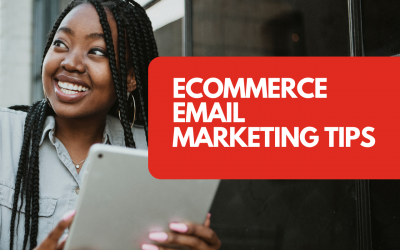 8 ecommerce email marketing tips to boost your sales